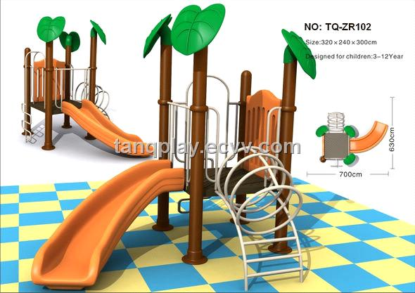 > outdoor playground-narure series > 2012 CE/ GS New Papular Plastic