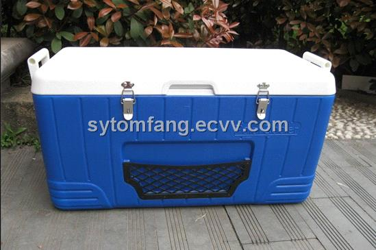 80L Plastic Cooler Box/Ice Box/Cool Box (SY719)