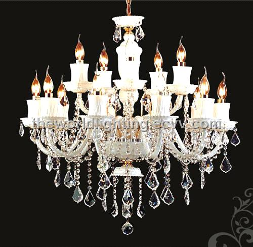 Best Crystal Chandeliers: Aq0202 10 5 Best White Candle Crystal Chandelier,Lighting