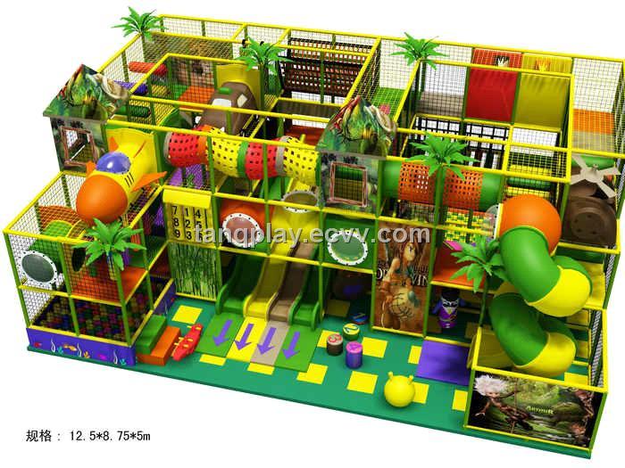 Gt adventure kids indoor playground forest series tq tsl109