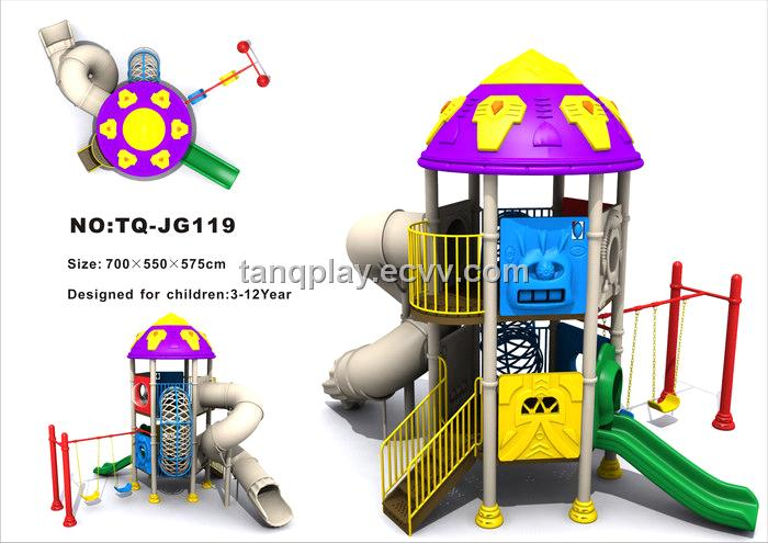 Backyard Playground Design(TQ-JG119) Outdoor Playground
