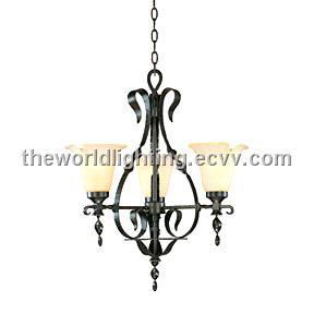 Chsi 49320obz Simple Style European Glass Chandelier In
