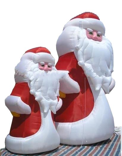 Christmas inflatable santa claus snowman tree purchasing
