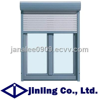 Window Blind casement window blinds : Double Glass Aluminum Casement Window with Blinds (ADW-0615-WD1 ...