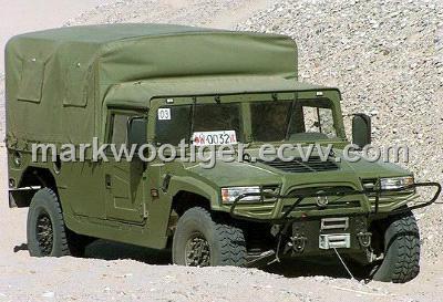 EQ2050 military truck