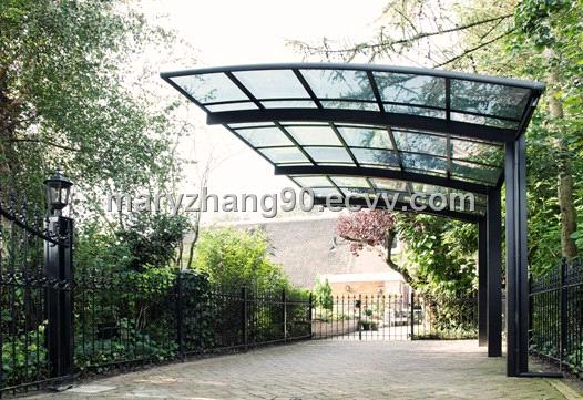 carport gate design