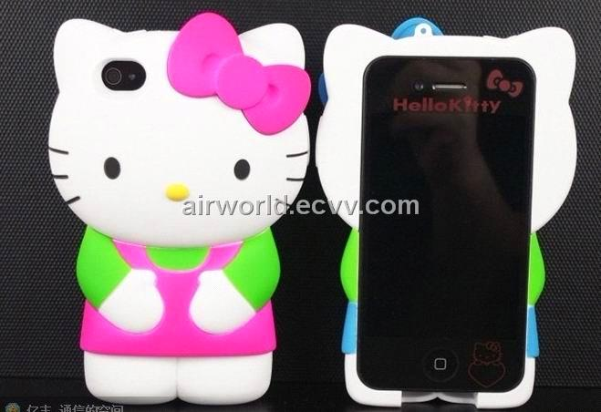 China_Hello_Kitty_Cases_for_Iphone_4G_4S