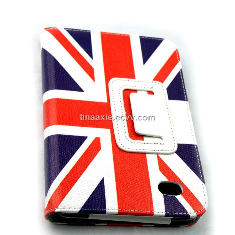 Tablet PC cases > Imported PU leather case for Samsung P1000, 7 inches
