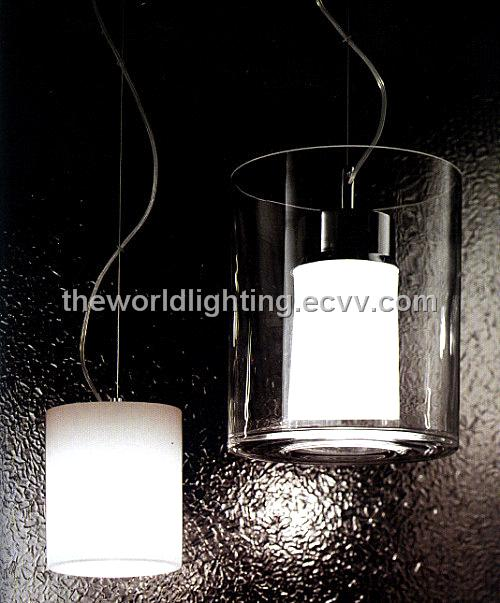 2012 Chrome Metal Stand Crystal Decoration Modern Pendant