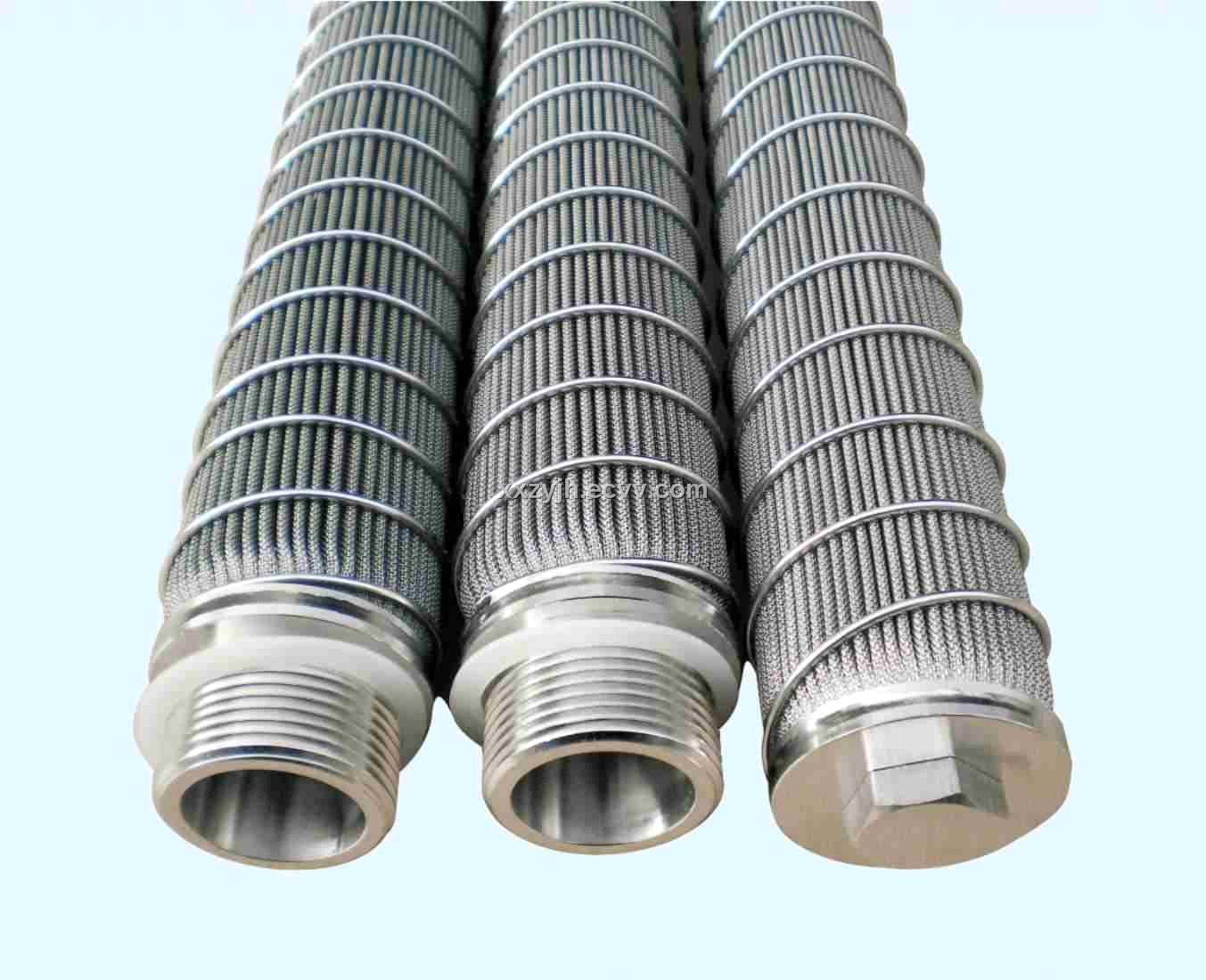Pleated stainless steel filter cartridge purchasing