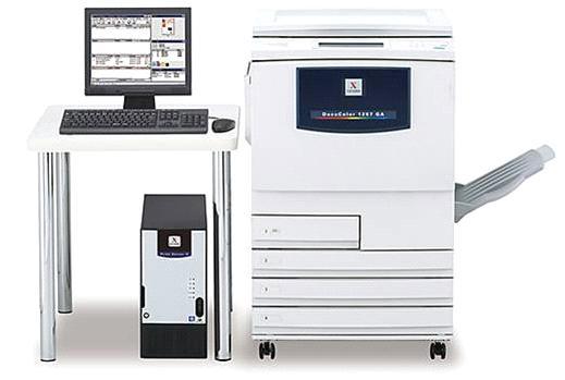 Xerox Colour Printers Printer of Decals Xerox