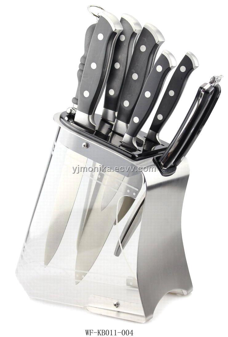 stainless steel kitchen knife set wf kb011 004 china stainless steel kitchen knives knife sets import export
