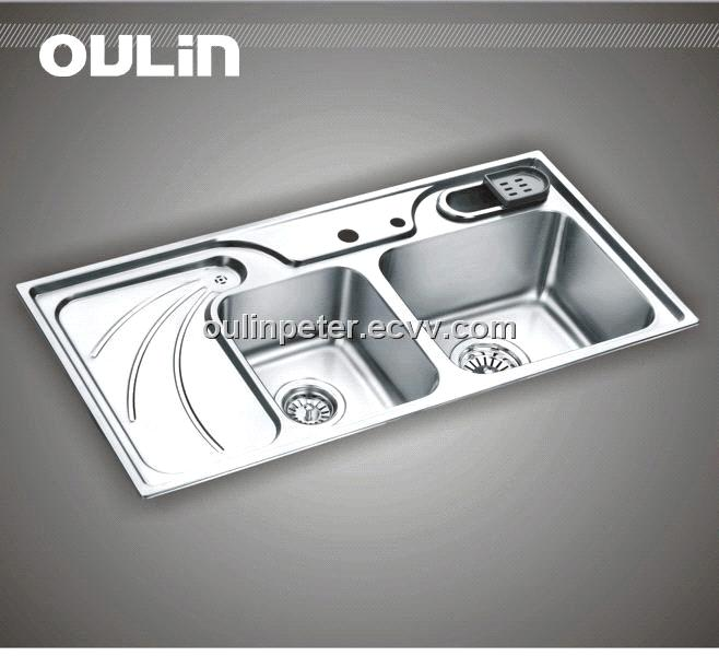 Sink With Drain Boardol 320 From China Manufacturer