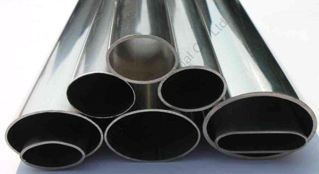 Stainless Steel Tubes Pipes Stainless Steel Oval Tube Pipe