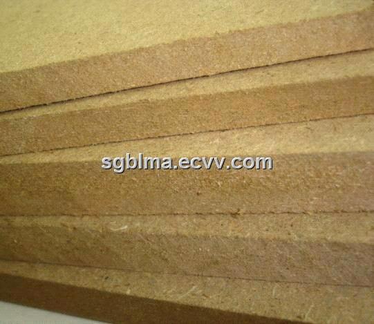 1220 2440 2 30mm E1 E2 Glue Melamine Laminated Mdf Wood