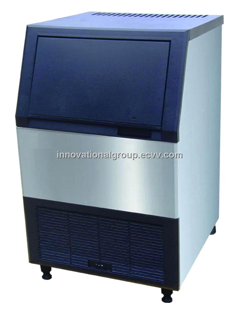 Ice Cube Maker 90 120kg Purchasing Souring Agent Ecvv