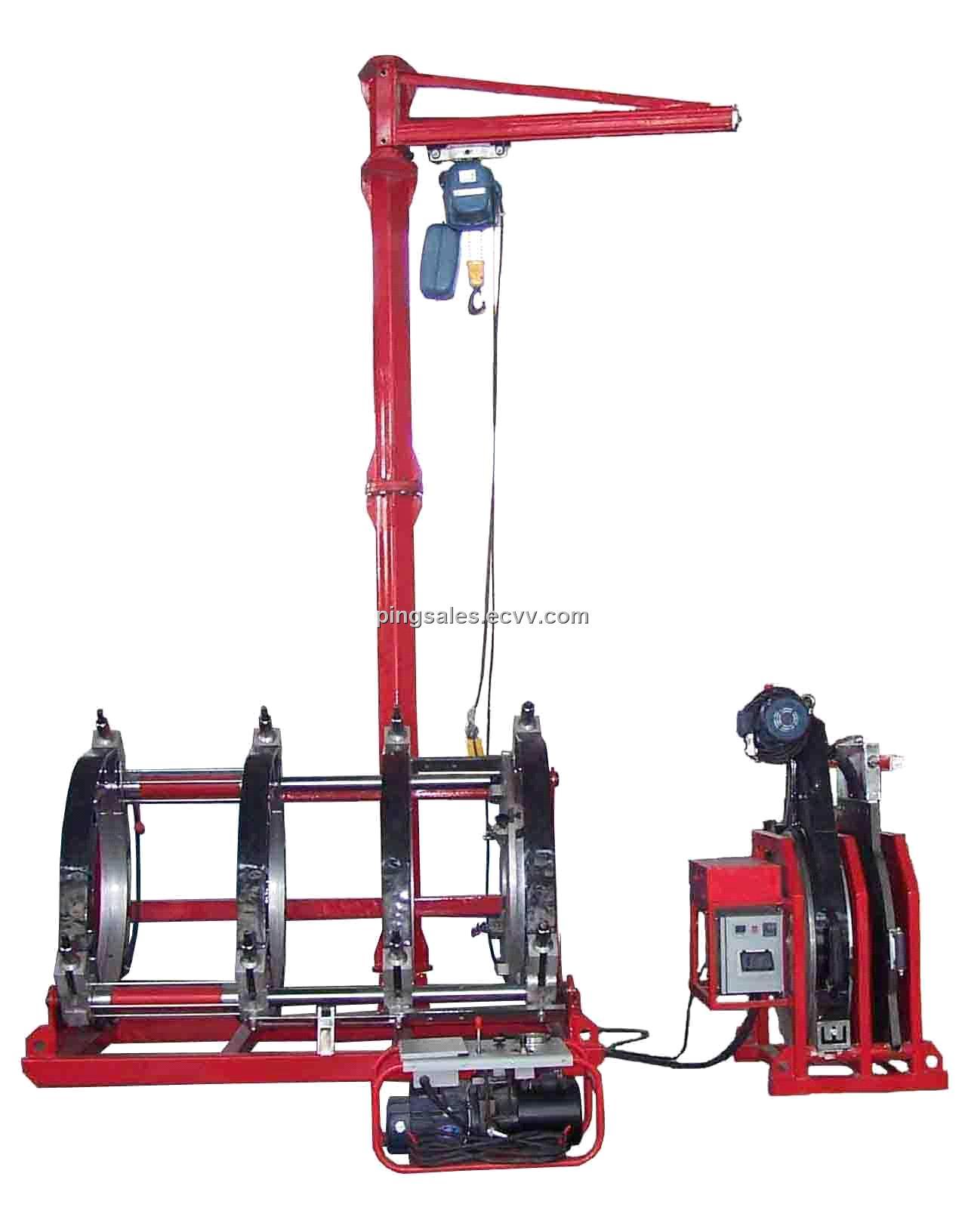 Shd hdpe pipe butt fusion welding machine purchasing