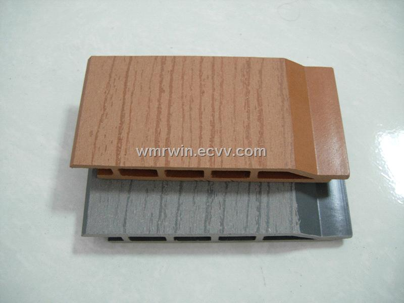 166mm 20mm wood plastic composite wall cladding dsbw 01