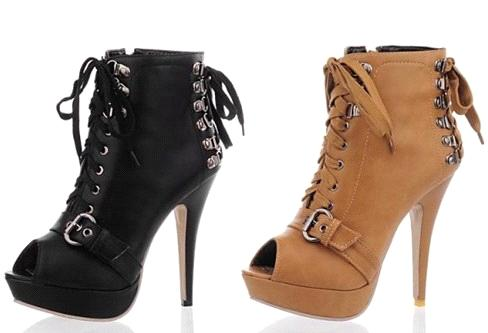2012 new style high heel flannelette lady boot - China lady boot