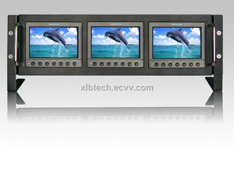 "... Catalog > 5.6"" LCD Broadcast Video Monitor Analog HD Sdi Rack Mount: ecvv.com/product/3865662.html"