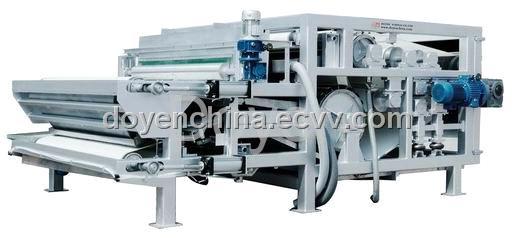 Sludge Belt Filter Press