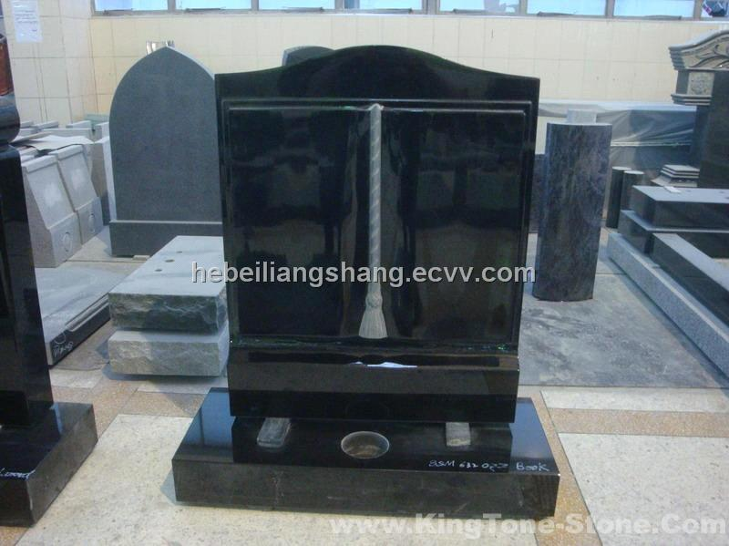 China Black Granite Tombstone Purchasing Souring Agent