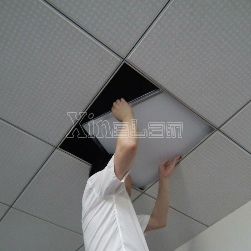 Easy Installation Square LED Ceiling Light Fixture