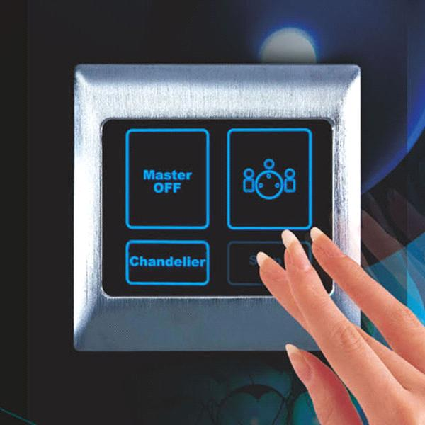 Intelligent Light Switch: For Hotel / Intelligent Home remote control switch,Lighting