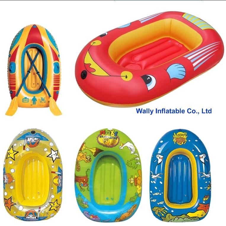 Inflatable Boat Baby Kids Pool Small