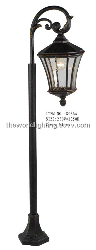 Aluminium Die Casting Outdoor Garden LampOutdoor Wall Light
