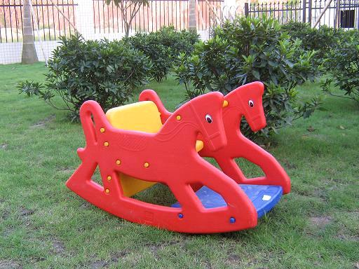 Outdoor Toys Product : Plastic rocking horse toys outdoor indoor
