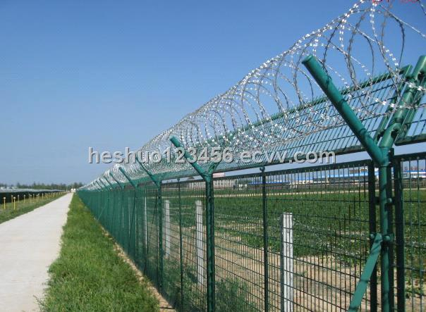 Chain Link Fence With Barbed Wire Purchasing Souring