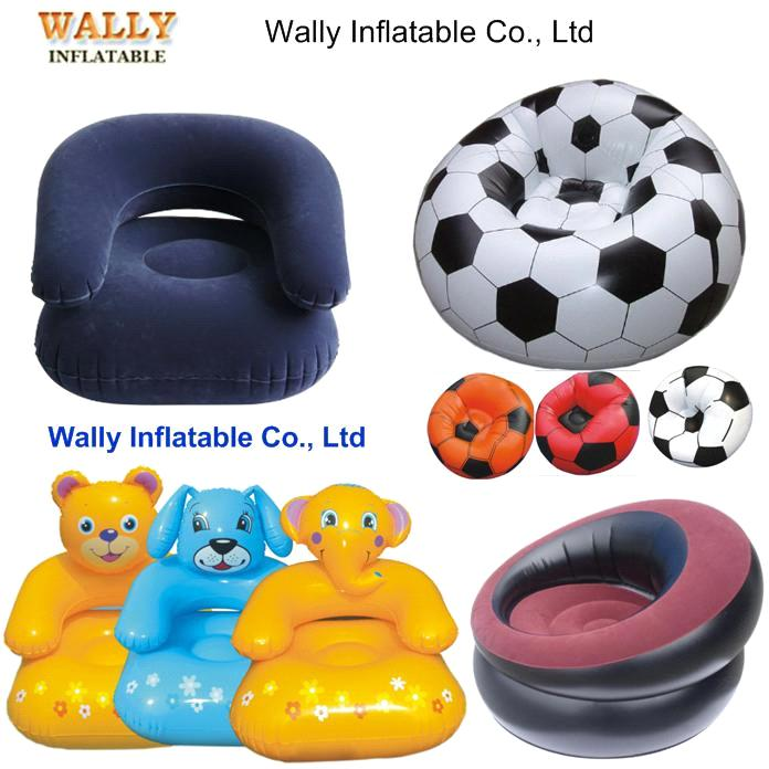 Inflatable Sofa, Inflatable Football Sofa, Inflatable Basketball Sofa  Chair, Inflatable Armchair