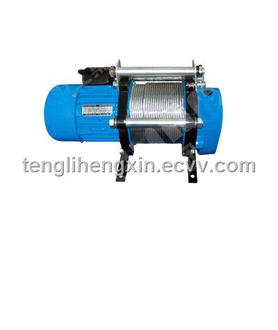 Motor Electric Hoist Lifting Equipment Purchasing