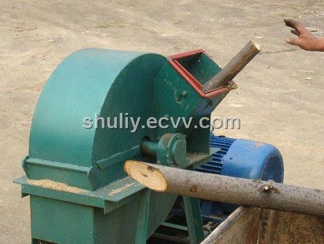 sawdust maker machine