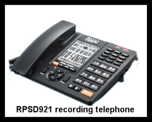 voice recording Telephone (RPSD921)