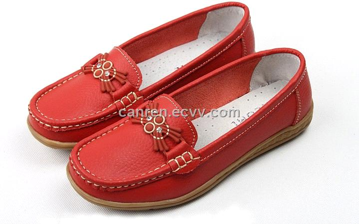 Soft Leather Shoes For Women
