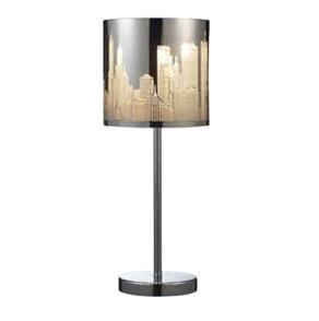 1 Light Portable Floor / Desk Lamp