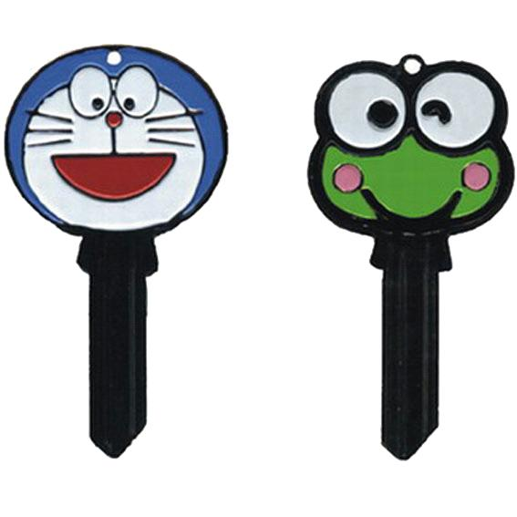 Home Products Catalog Decorative Key Blanks Cartoon Character D