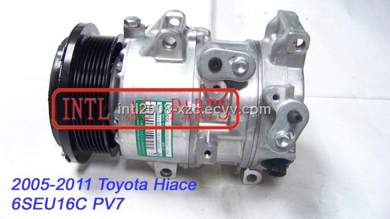 China Seu C Pv Compressor For Toyota Camry Rav L L
