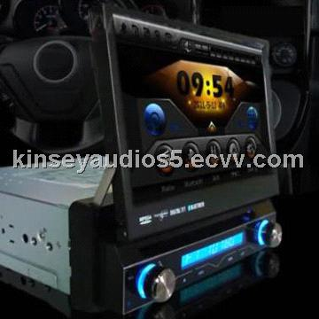 In Dash Dvd Player Single Din