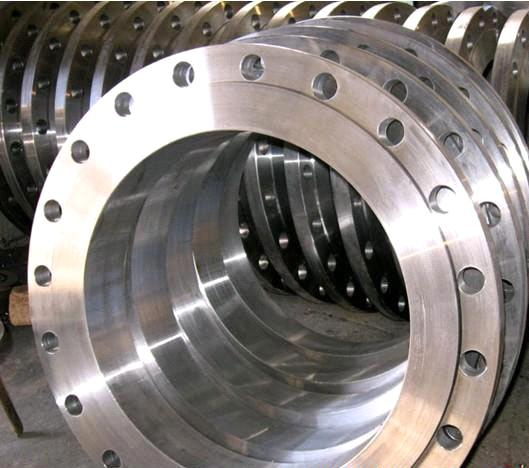 Carbon steel large diameter plate flange purchasing