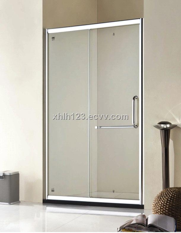 cheap sliding shower screen door xh 8856 purchasing