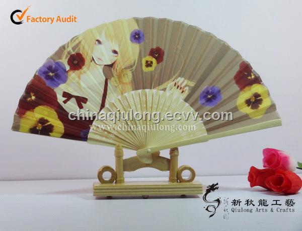 Amazoncom hand held paper fan