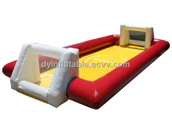 Inflatable Football Court Soccer Arena Playground