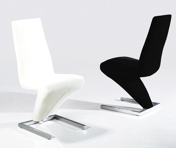 Mermaid shaped dining chair with modern design and good for Armchair modern design