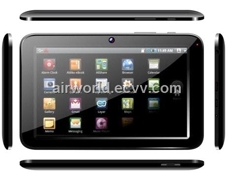 New 7.0 Inch Tablet PC with Google Android 4.0 (R701) - China Mini PC