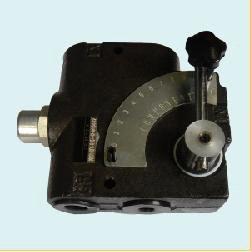 Pressure Compensating Variable Flow Control Valve for Tractor