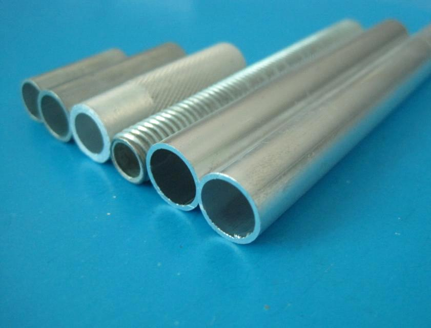Tailor Made High Precision Zinc Plated Steel Tubes And