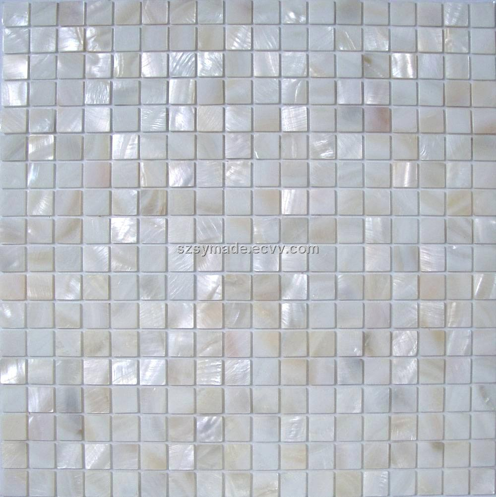 White Mother Of Pearl Shell Mosaic Tile Purchasing